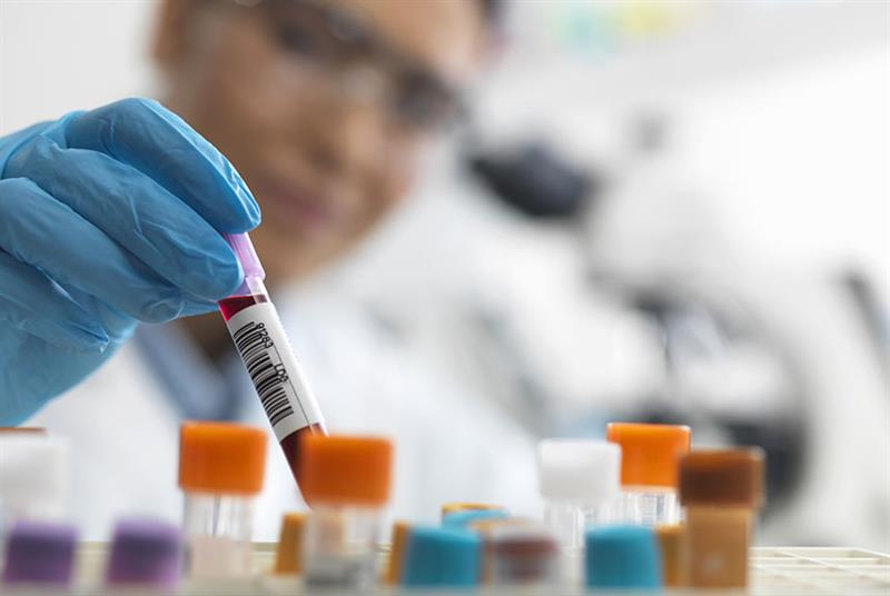 Practices have also been asked to provide extra blood samples from asymptomatic patients who attend for routine blood tests (Photo: Andrew Brookes/Getty Images)