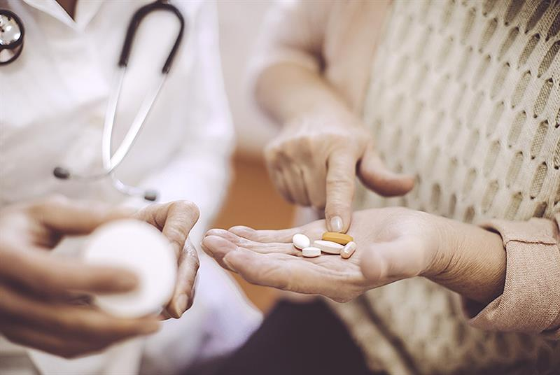 Structured medication reviews and optimisation is one of the five network service specifcations (Photo: Eva-Katalin/Getty Images)