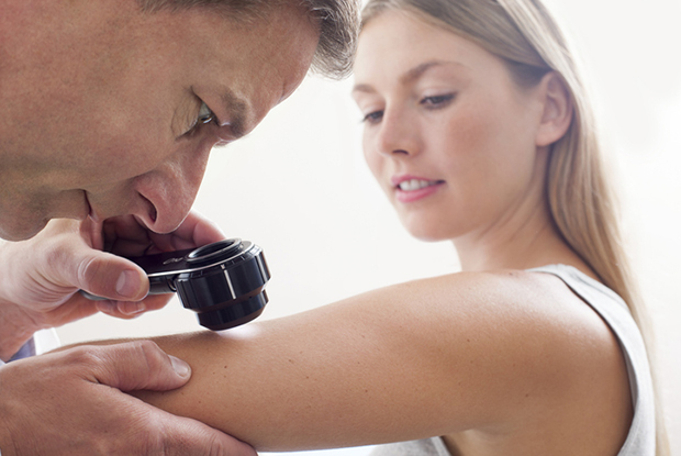 GPwERs in dermatology have undertaken formal specialist training and assessment in the diagnosis of skin lesions (Photo: CasarsaGuru/Getty Images)