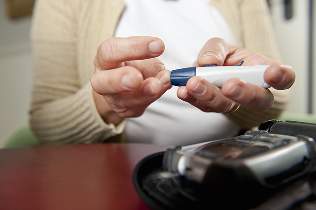 Higher blood glucose levels were linked to a higher risk of death (Photo: Yellowdog Productions/Getty Images)