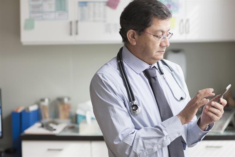 GPs can verify deaths remotely (Photo: Jose Luis Pelaez Inc/Getty Images)