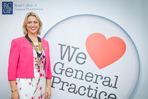 RCGP chair Professr Helen Stokes-Lampard (Photo: RCGP/Grainge Photography)