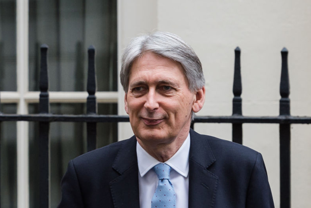 Chancellor Phillip Hammond (Photo: NurPhoto/Getty Images)