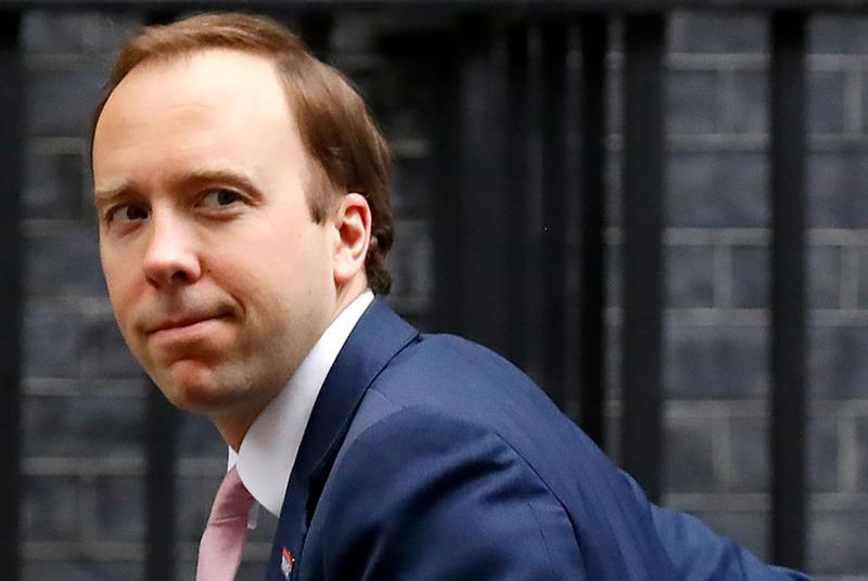 Health and social care secretary Matt Hancock (Photo: Tolga Akmen/AFP/Getty Images)