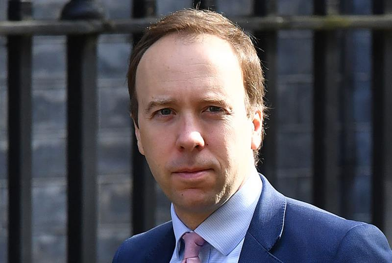 Health and social care secretary Matt Hancock (Photo: Ben Stansall/AFP/Getty Images)