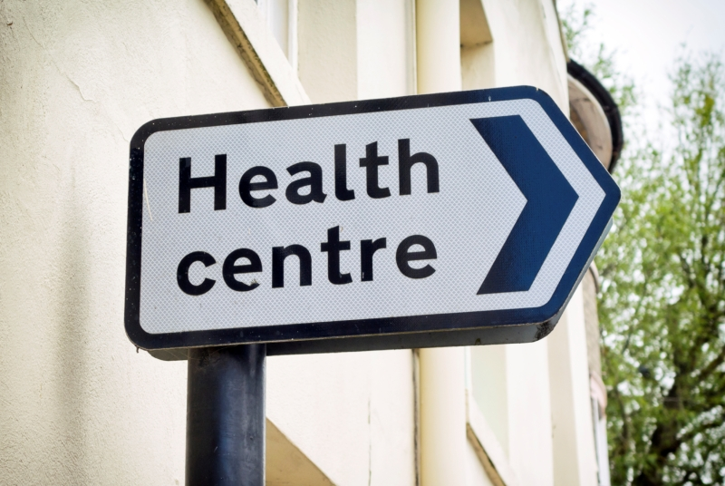 Health centre: GPs hit by service charge rise for NHS-owned premises (Photo: iStock)