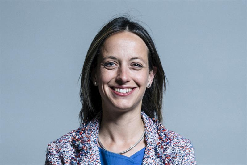 Care minister Helen Whately