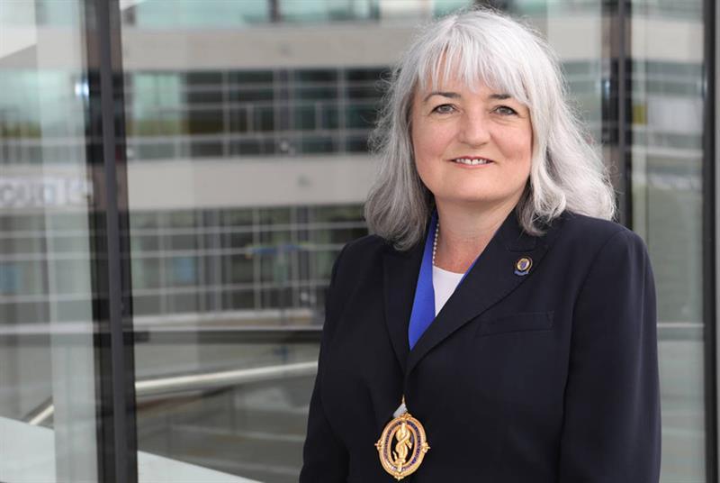 Dr Helena McKeown (Photo: BMA)