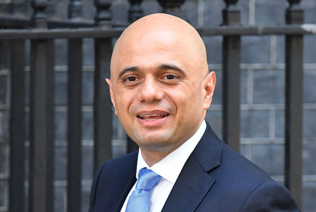 Chancellor Sajid Javid (Photo: Jeff J Mitchell/Getty Images)