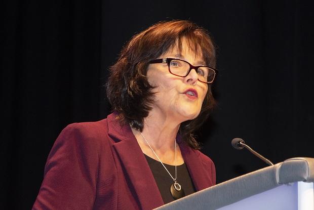 Scottish health secretary Jeane Freeman (Photo: Pete Hill)