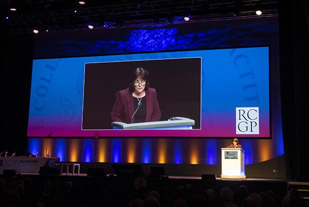 Scottish health secretary Jeanne Freeman (Photo: Pete Hill)