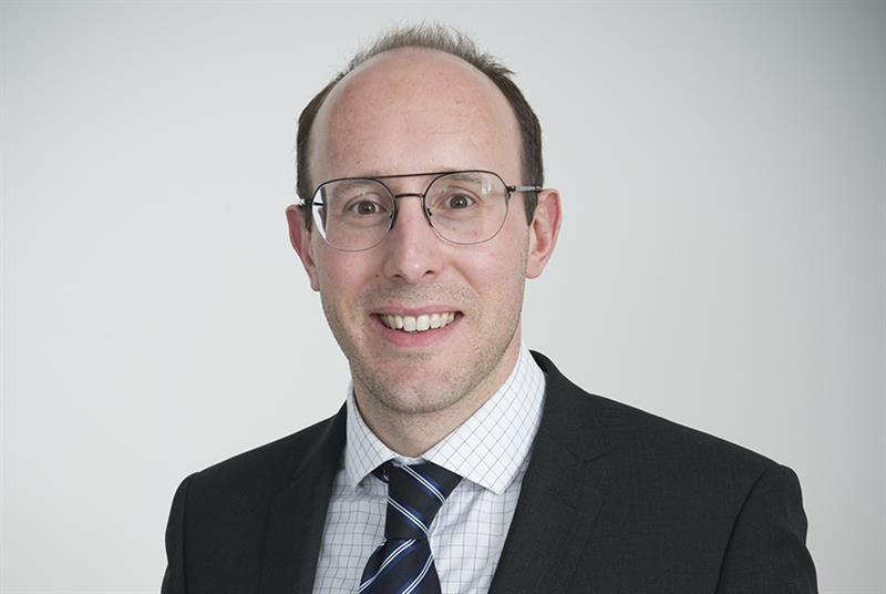 Dr John Dale-Skinner, London GP and senior medical claims handler at the MDU