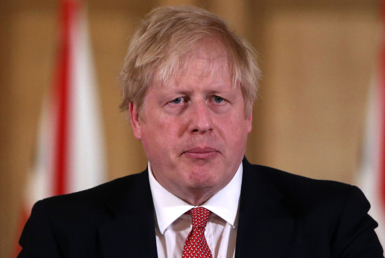 Prime minister Boris Johnson (Photo: Ian Vogler/AFP/Getty Images)