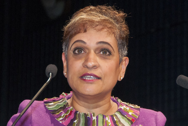 Professor Kamila Hawthorne
