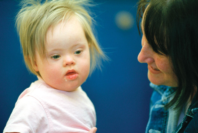 Children with Down's syndrome are more likely to develop AML