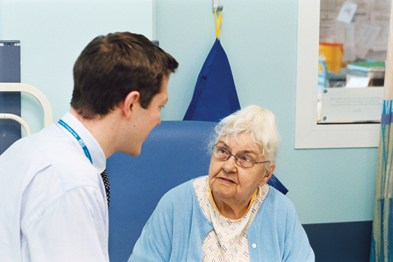 Elderly care: a named, accountable GP will co-ordinate multidisciplinary care for patients over 75