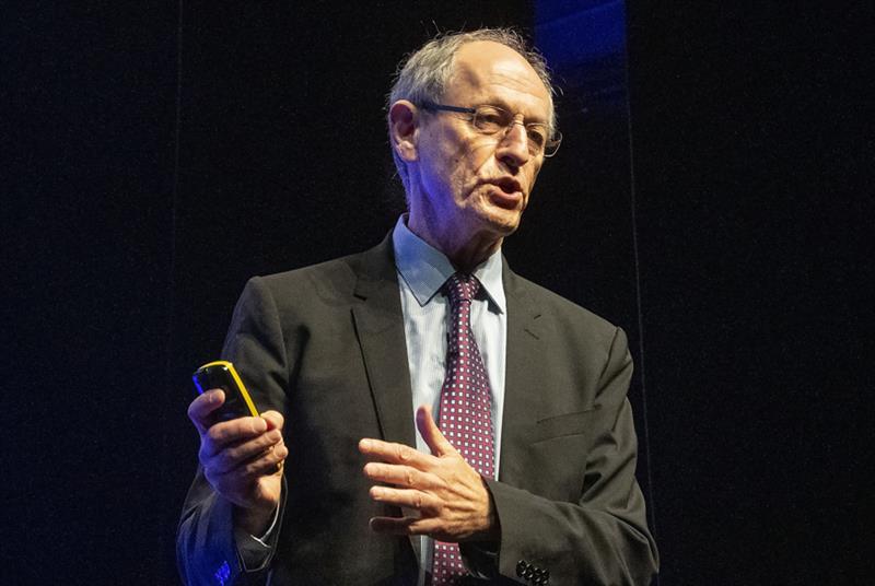 Professor Sir Michael Marmot (Photo: Pete Hill)