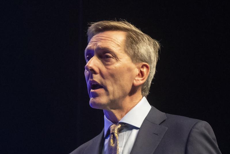 RCGP chair Professor Martin Marshall (Photo: Pete Hill)