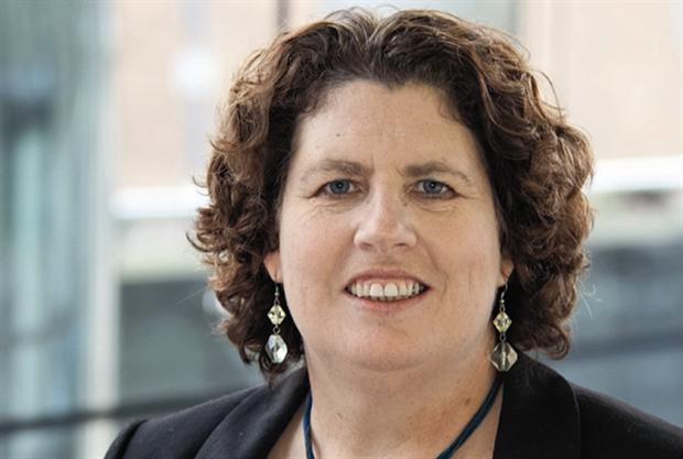 Dr Maureen Baker: GP workforce warning (Photo: RCGP)