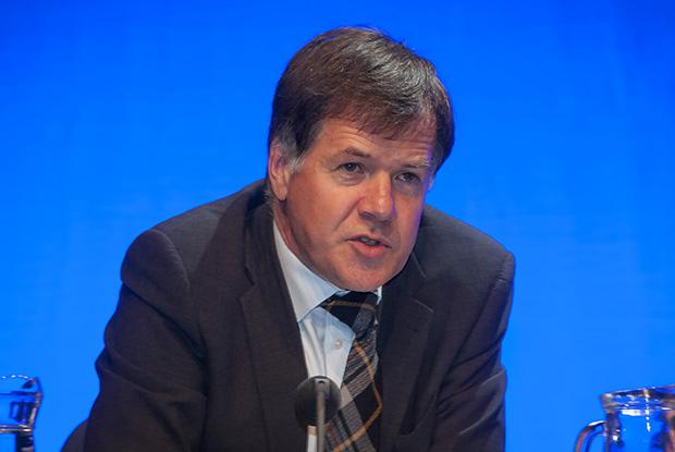 RCGP Scotland chair Dr Miles Mack (Photo: Pete Hill)