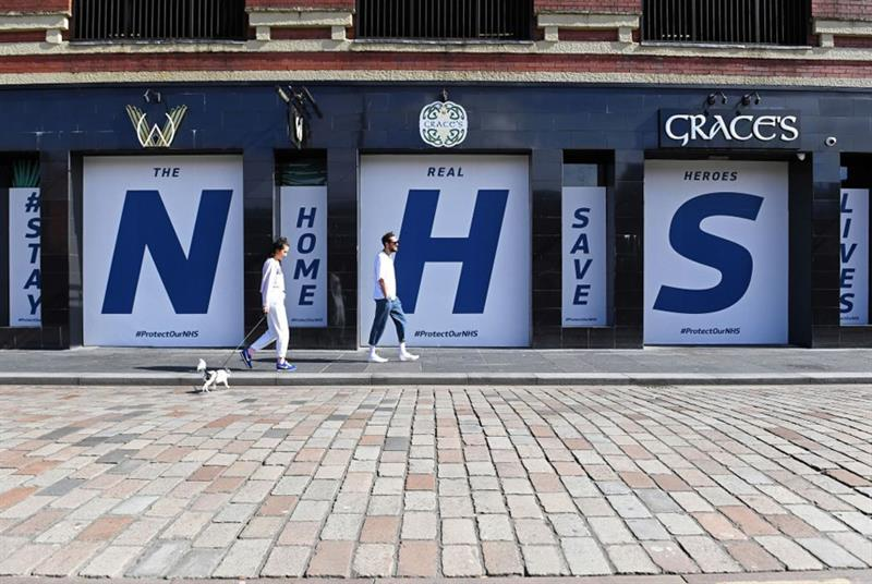 NHS shielding rules could be relaxed (Photo: Andy Buchanan/AFP/Getty Images)