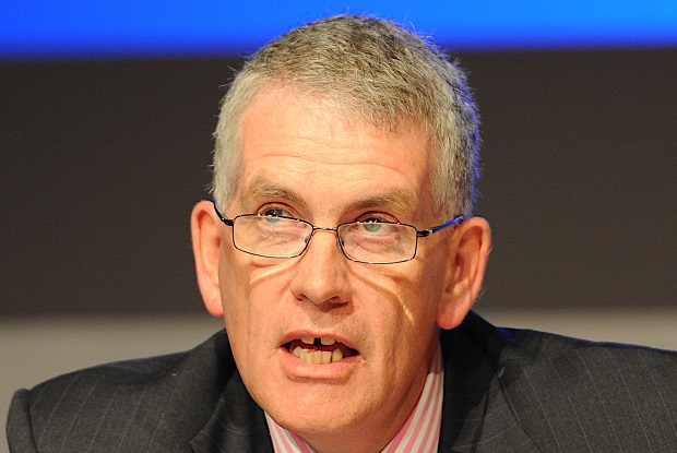 Dr Nigel Watson (Photo: JH Lancy)