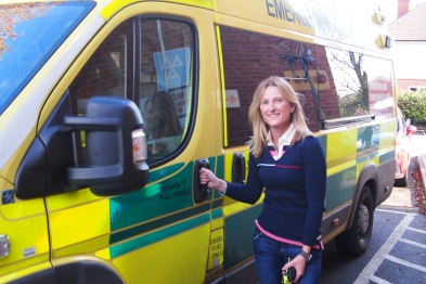 Dr Nikki Burger: GP 999 scheme improving care and saving money (phot: Hardeep Cheema)