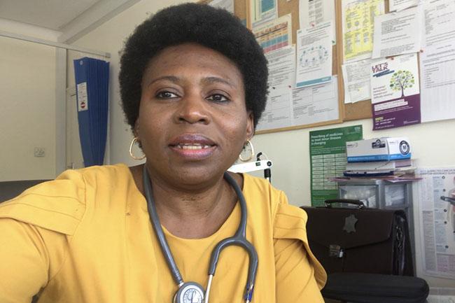 Dr Nonye Agomo