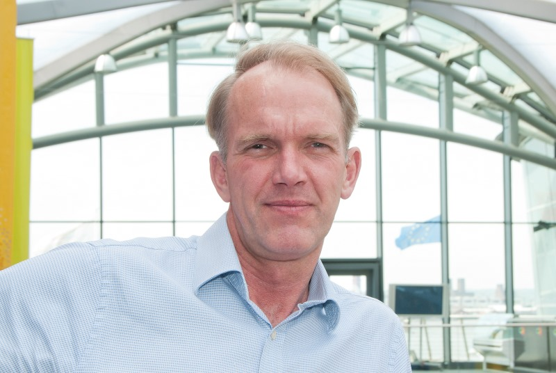 Dr Paul Cundy: challenging CQC process (Photo Pete Hill)