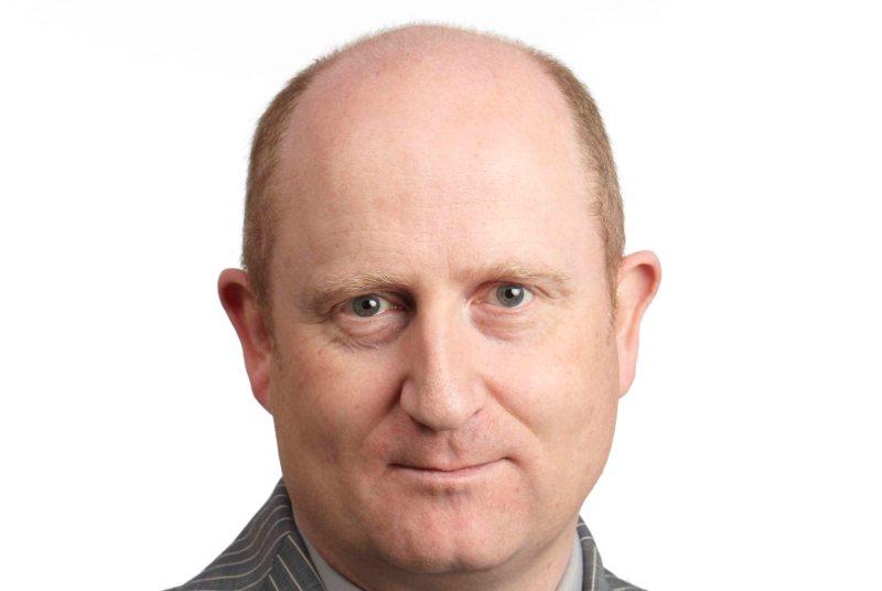 BMA Scotland chairman Dr Peter Bennie