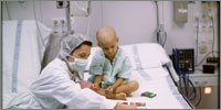 Children who survive cancer are more likely to be chronically ill in later life