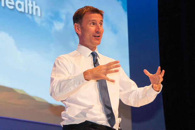 Jeremy Hunt (Photo: Pete Hill)