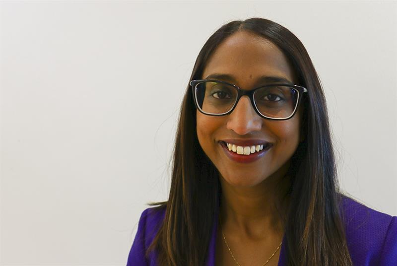 Dr Rebecca Chellaswamy