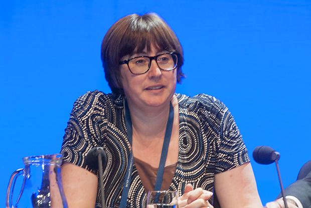 RCGP Wales chair Dr Rebecca Payne (Photo: Pete Hill)