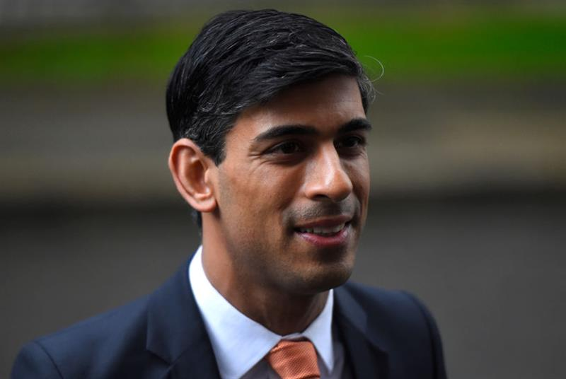 Chancellor Rishi Sunak (Photo: Peter Summers/Getty Images)