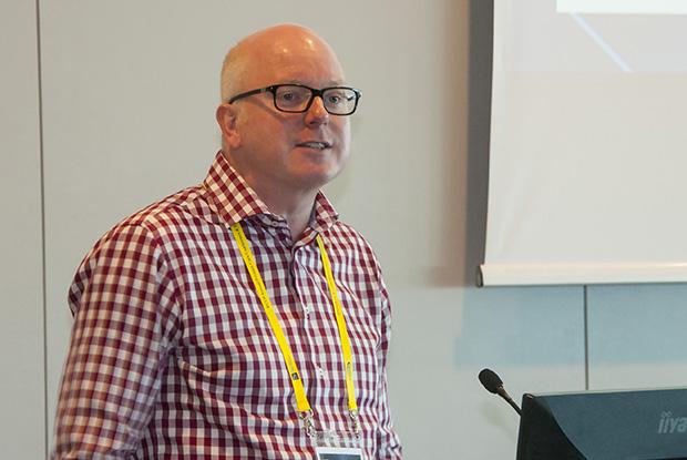 Dr Robert Varnam, NHS England head of general practice development (Photo: Pete Hill)