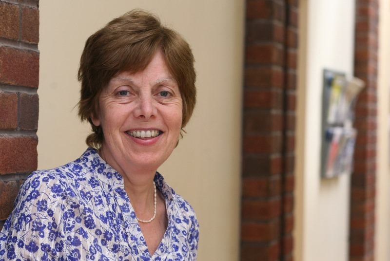 Dr Ruth Chambers: social media boosts contact with patients (Photo: UNP)