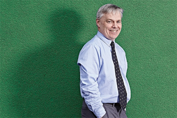Sir Sam Everington: warning over future of NHS