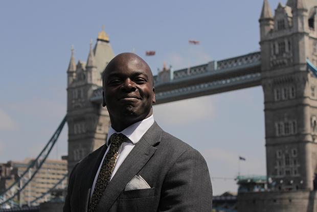 Conservative assembley member Shaun Bailey