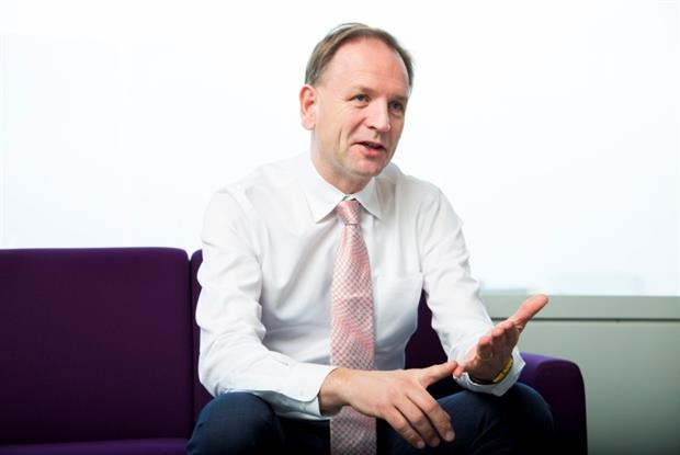 Simon Stevens: 'The vanguards are being asked to radically redesign the way they provide care' (Photo: Alex Deverill)