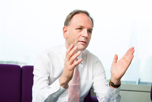 NHS chief executive Sir Simon Stevens (Photo: Alex Deverill)