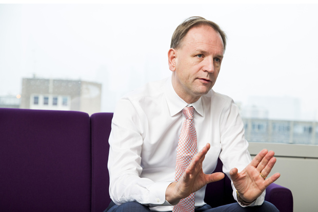NHS England chief executive Simon Stevens (Photo: Alex Deverill)
