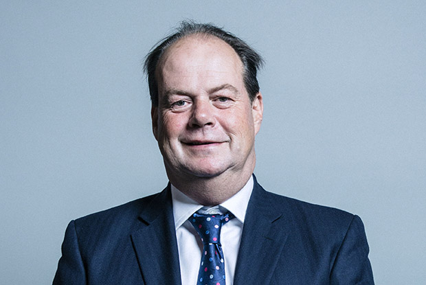 Health minister Stephen Hammond (Photo: UK Parliament)