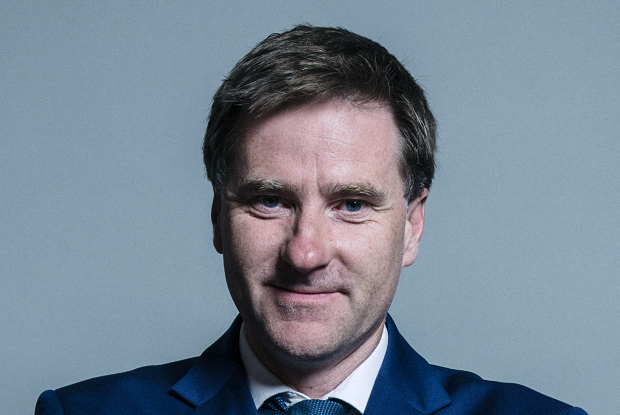 Health minister Steve Brine (Photo: parliament.uk)