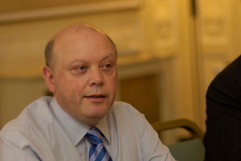GPC chief inspector of GPs Professor Steve Field (Photo: JH Lancy)