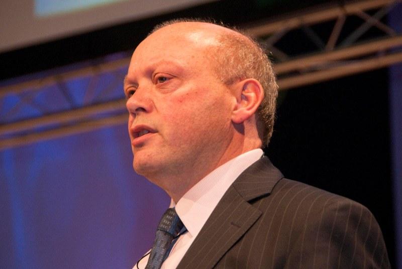Professor Steve Field: anger over risk ratings (Photo: Pete Hill)