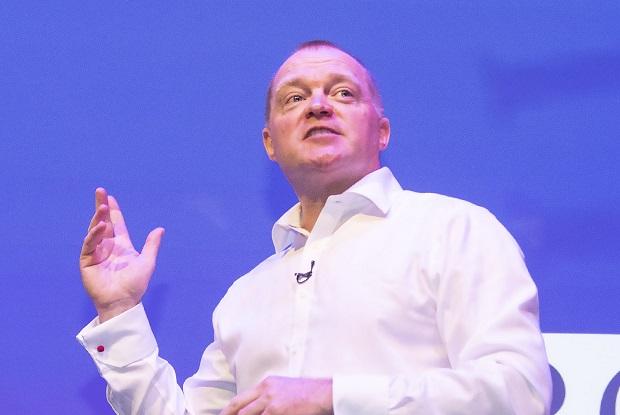 Dr Simon Stockill (Photo: Pete Hill)