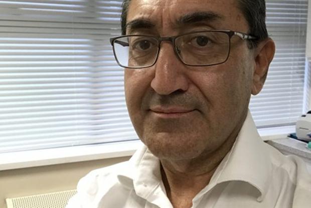 Dr Sunil Bhanot, RCGP Council member