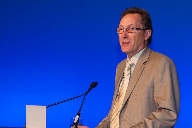 Professor Les Toop (Photo: Pete Hill)
