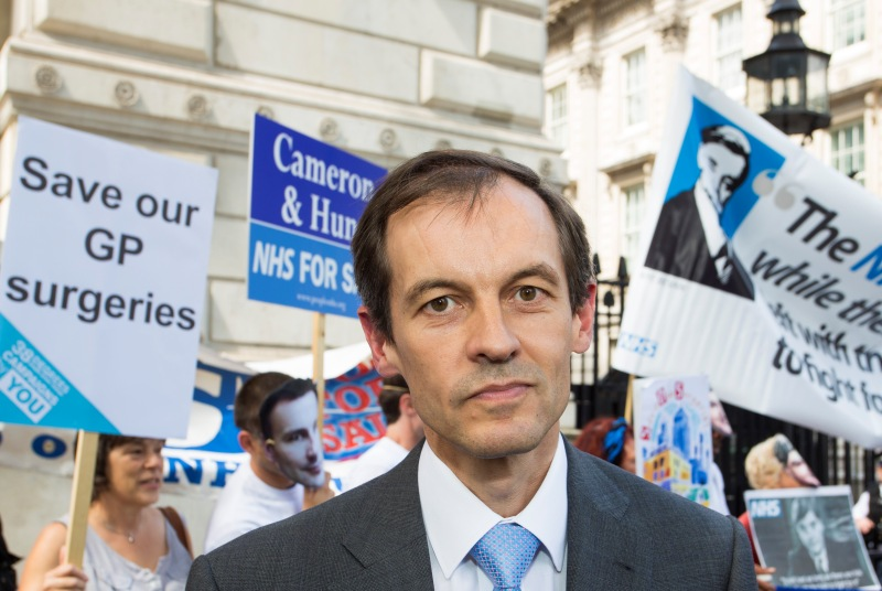 Dr Richard Vautrey: GP morale dangerously low (Photo: Alex Deverill)